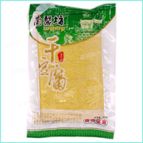 【冷凍・大豆製品】蘭馨坊干豆腐500g