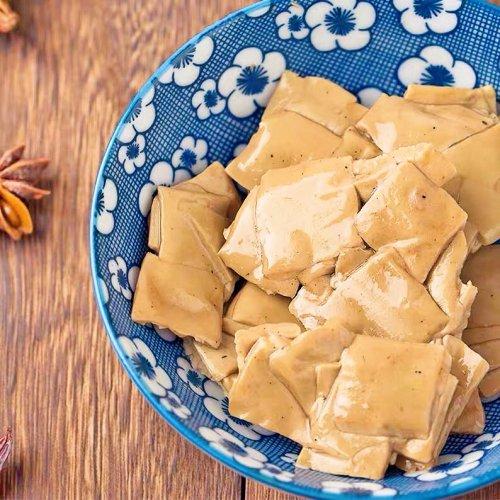 【中華豆干】婆婆嘴石磨豆干−五香風味90g