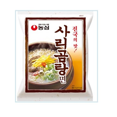 【韓国ラーメン】コムタン麺110g