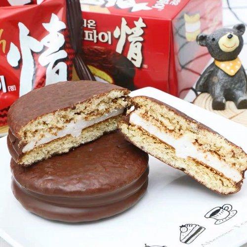 【韓国お菓子】オリオンチョコパイ(12個入り)