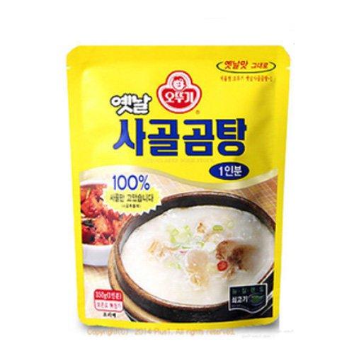 【韓国風味】オットギ牛骨コムタンスープ500g
