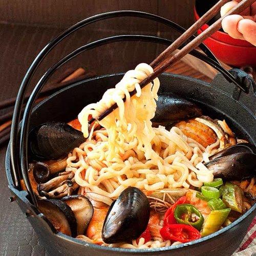 【韓国ラーメン】農心イカチャンポン麺124g