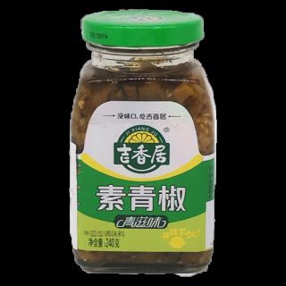 吉香居素青椒240g