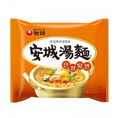 【韓国ラーメン】農心安城湯麺125g
