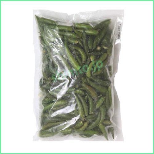 【冷凍】青唐辛子(冷凍青辣椒)500g