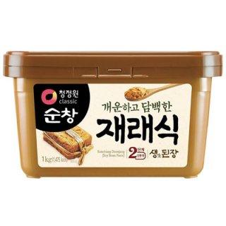 【韓国味噌】スンチャン味噌1kg