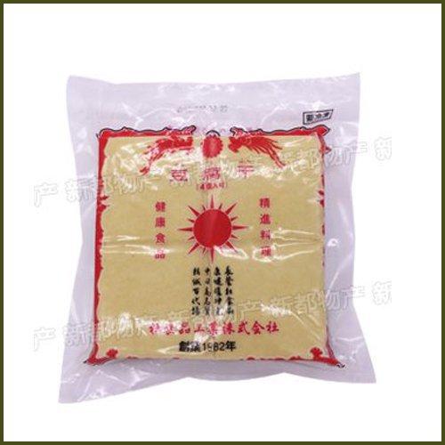 【冷凍・大豆製品】杜食品豆腐干(4個入り)