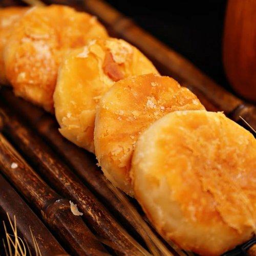 【中華お菓子】郷里香甜蘇餅(4枚入り)
