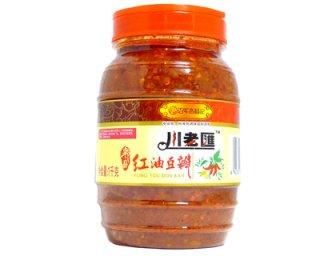 川老匯ピ県紅油豆瓣醤1kg