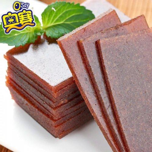 【サンザシお菓子】奥賽山査羹160g