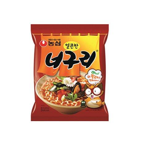 【韓国ラーメン】農心ノグリラーメン(辛口)120g