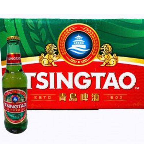 青島ビール330ml(24瓶入り)