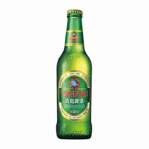 青島ビール(瓶)330ml