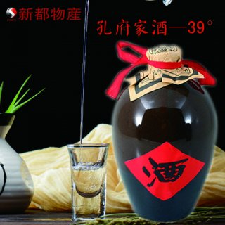 【中国白酒】孔府家酒500ml(39℃瓷装)