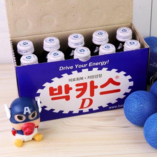【韓国ドリング】バッカスエネルギードリンク(10本入り)