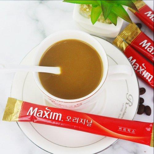 【韓国珈琲】オリジナルコーヒー(紅色20本入り)
