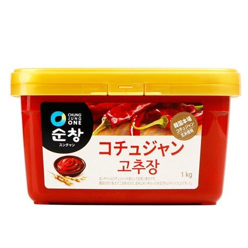 【韓国辣醤】スンチャンコチュジャン1kg