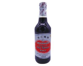 珠江橋牌生抽王(濃口醤油) 500ml