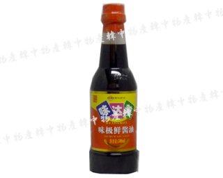 味極鮮醤油500ml