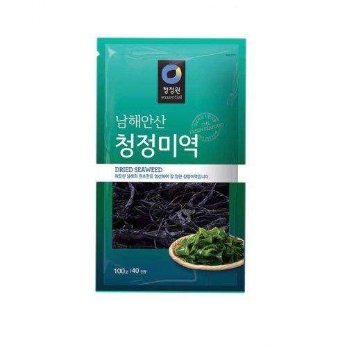 【韓国食材】清浄園わかめ100g