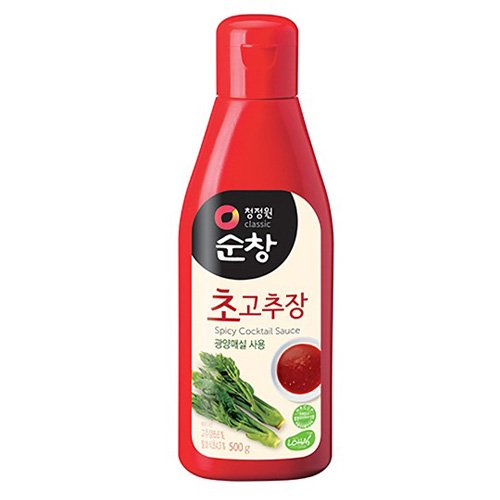 【韓国辣醤】スンチャン酢コチュジャン300g