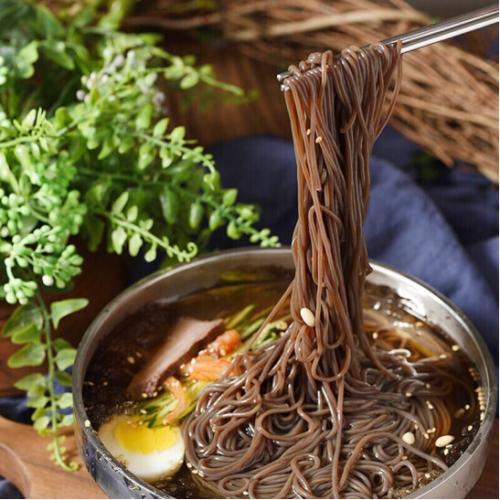 【韓国冷麺】宋家の四季干冷麺(蕎麦)360g