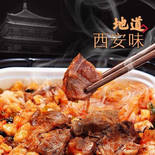 劉一泡西安小炒泡莫(三倍肉量)370g