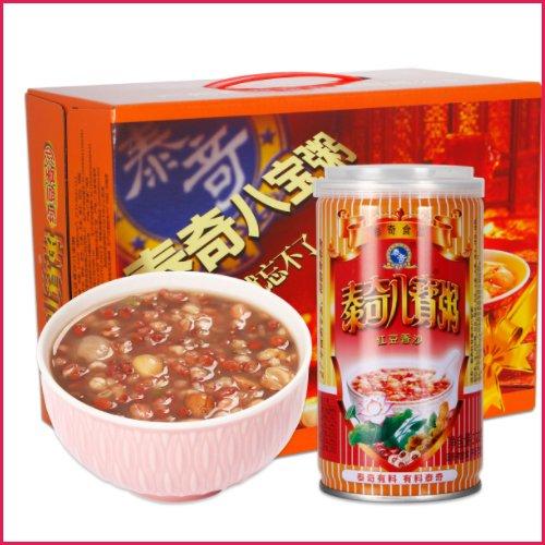 泰奇八宝粥(紅豆香沙)370g