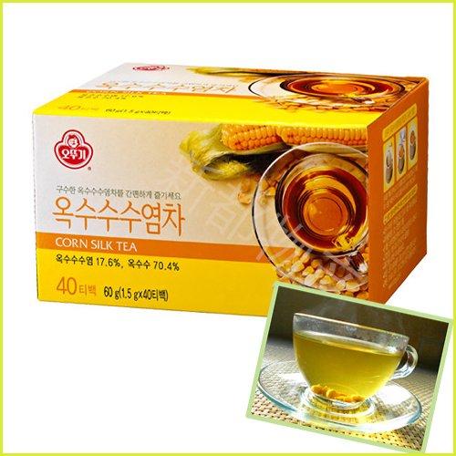 【韓国お茶】オットギとうもろこしひげ茶(40包入り)