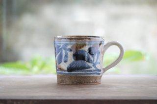 やちむんコーヒーカップ【陶芸 こまがた】