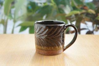 やちむん コーヒーカップ(大)【陶芸こまがた】