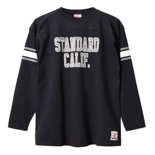 STANDARD CALIFORNIA スタンダード カリフォルニア Heavyweight Football Long Sleeve T