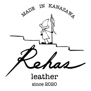 Rehas leather【リハスレザー】ハンドメイド革小物