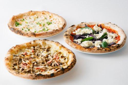 牡丹の冷凍ピザ特選3枚セット