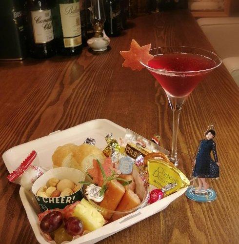◆17(土)飲食限定【COCKTAIL Bar SWING ・加賀の花セット】鶴仙渓FSK付き飲食券