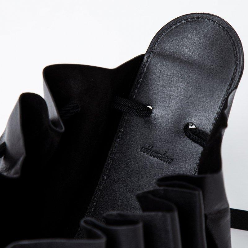 Pouch / BLACK × BLACK