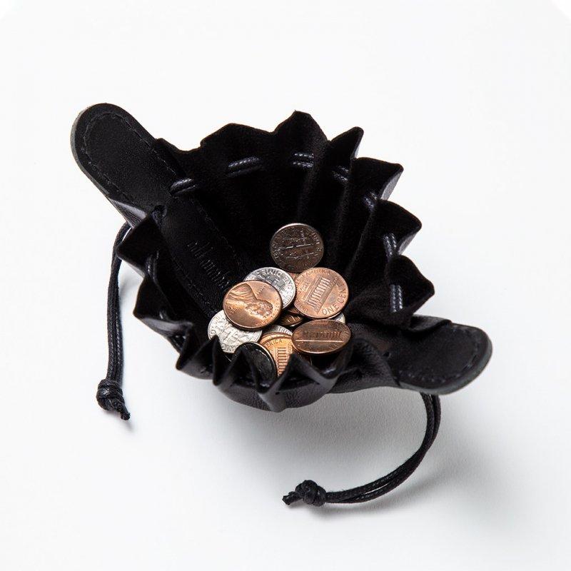 Coin Purse / BLACK × BLACK