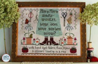 MARY MARY NEEDLEWORKER
