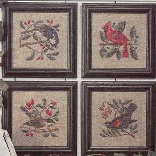 BIRDS & BERRIES BK44 フォトコピー版