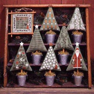 CHRISTMAS TREES BK82 フォトコピー版