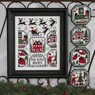 THE NIGHT BEFORE CHRISTMAS BK199 フォトコピー版