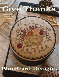 GIVE THANKS (SEWING BOX #2)