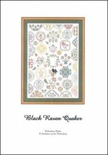 BLACK RAVEN QUAKER