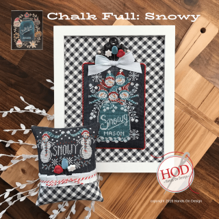 CHALK FULL:SNOWY