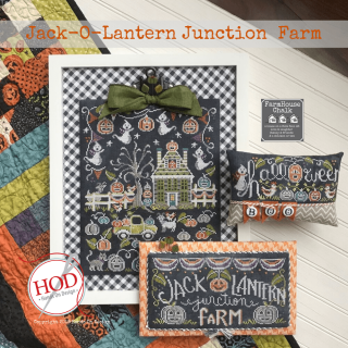 JACK-O-LANTERN JUNCTION FARM