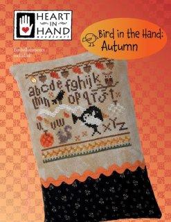BIRD IN THE HAND: AUTUMN(葉チャーム付)