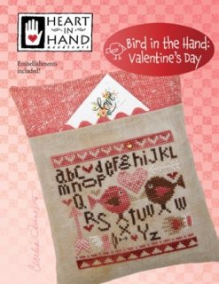 BIRD IN THE HAND-VALENTINE'S DAY(チャーム付) お取り寄せ