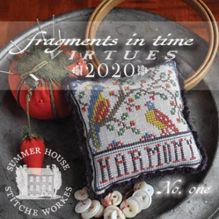 FRAGMENTS IN TIME 2020 PART 1 -HARMONY