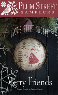JACKS SWEET SHOPPE-MERRY FRIENDS