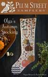 OLGA'S AUTUMN STOCKING